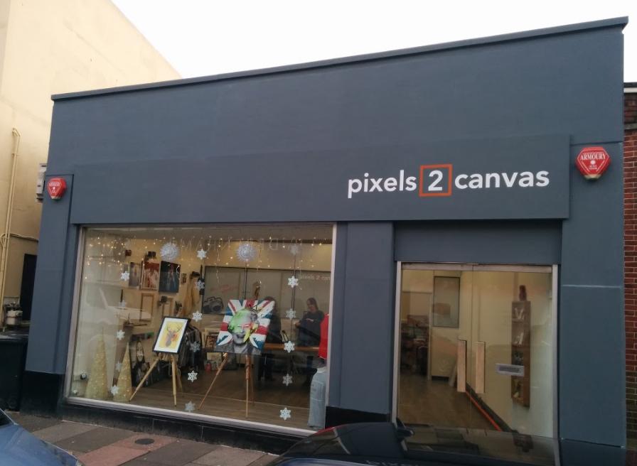 About Us - Pixels 2 Canvas
